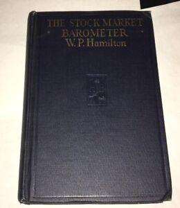 Stock-Market-Barometer-William-Peter-Hamilton-1922-8th-Print-Dow-Theory