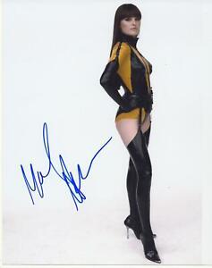Malin-Akerman-Autograph-WATCHMEN-Signed-10x8-Photo-AFTAL-B3695