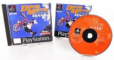 Ps1 * Dave Mirra freestyle BMX * instrucciones & OVP/PlayStation 1
