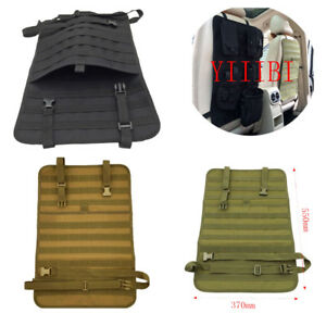 Truck Seat Organizer >> Car Truck Fashion Seat Organizer Vehicle Back Cover Panel Protector