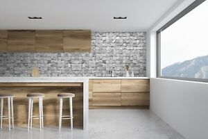 Details about 3D Bump Stone Brick 5431 Texture Tiles Marble Wall Paper  Decal Wallpaper Mural