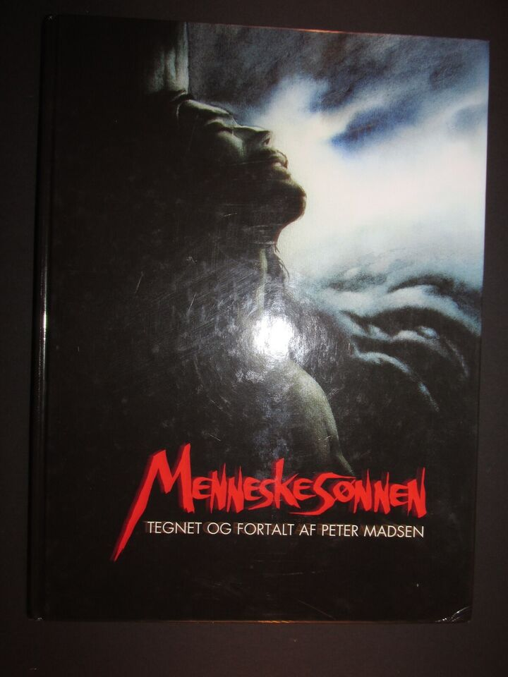 Tegneserier, Menneskesønnen af Peter Madsen