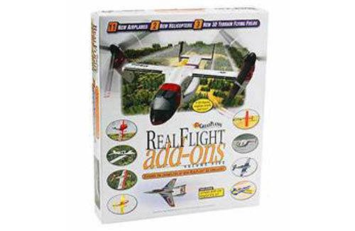 GPMZ4105 Great Planes Vera Volo Addons extra Contenuto Confezione Volume 5