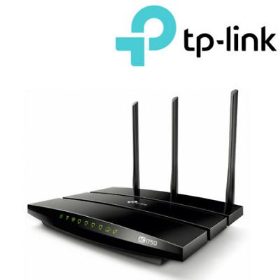TP Link Archer C7 AC1750 Connectivity