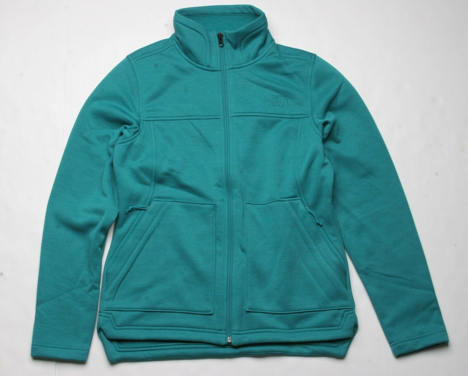 The North Face Donna Wakerly Giacca con Zip (XL) verde