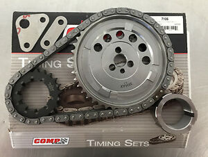 Details about Comp Cams 7106 Billet Double Roller Timing Chain Set 58x Gen  IV LS LSx Chevy LS