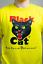 Black Cat Fireworks T-Shirt Funny Cotton Tee Vintage Gift For Men Women
