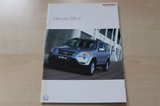 88038) Honda CR-V Prospekt 01/2003