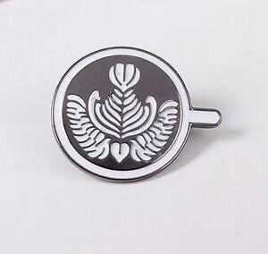 New-Barista-Cafe-Coffee-Geek-Latte-Art-Rosetta-Heart-Wings-Pin-Brooch-Badge