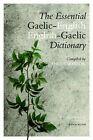 The Essential English-Gaelic/Gaelic-English Dictionary by Angus Watson (Hardback, 2012)