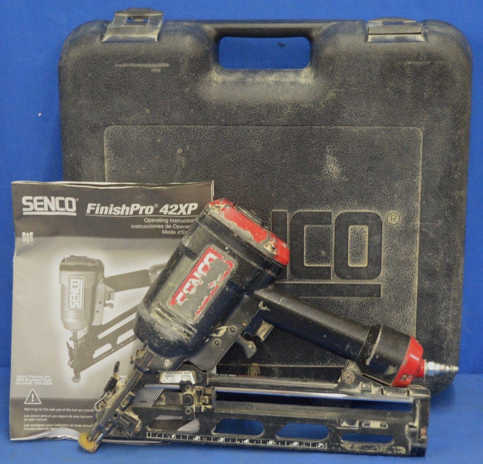 SENCO FC0219 2-1 2 Inch 15 Gauge Finish Nailer