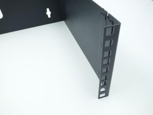 "6U Hinged wall bracket Wall rack 19/"" rack more on our  shop"