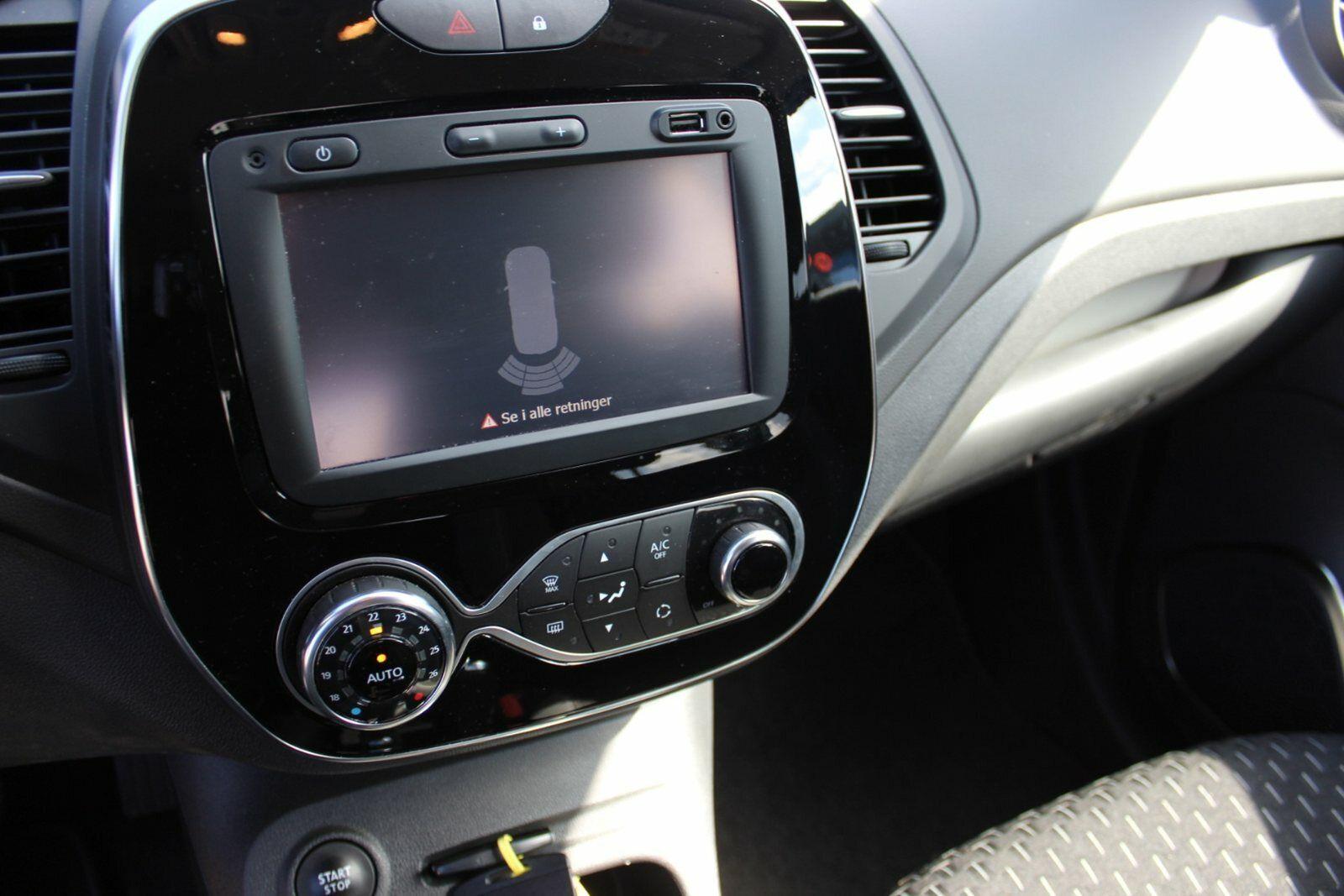 Renault Captur 0,9 TCe 90 Intens - billede 11