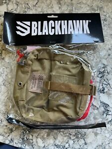 BlackHawk Quick Release Medical Pouch Coyote Tan 37CL116CT Brand New!