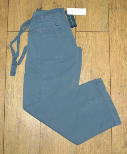 """New Women/'s French Connection Jeans Trousers Belt Rrp £55 L32/"""" Excalibur Blue"""