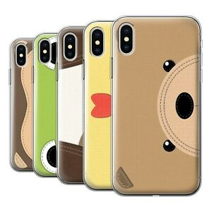 Gel-TPU-Case-for-Apple-iPhone-X-10-Animal-Stitch-Effect