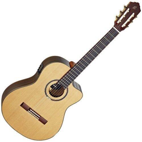 Ortega Konzertgitarre RCE159SN-NT Gigbag inklusive | Neu