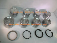 Sealed Power/speed Pro Buick 455 Cast 2-barrel Pistons+rings Kit/set +.030