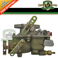 12566 Carburetor Allis Chalmers Wc, Wd, Wf