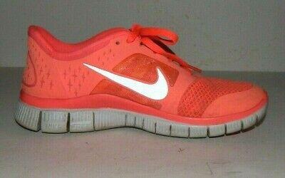 Nike Free Run 3 Womens Pink Running