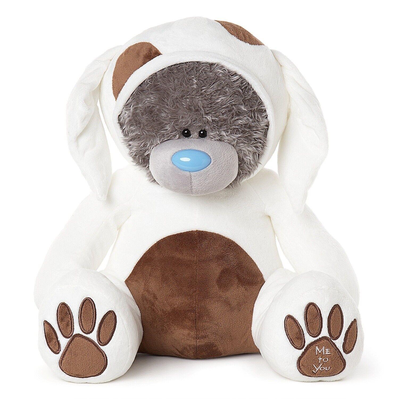 ME TO YOU 24  Tatty Teddy Orso Peluche da collezione-vestito come un cane