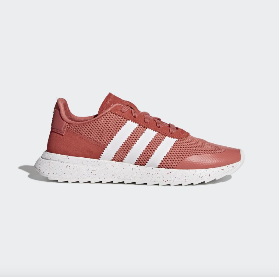 Nueva, para Dama Adidas Flashback Zapatos Talla Talla Talla 8.5 Color  Escarlata  hermoso