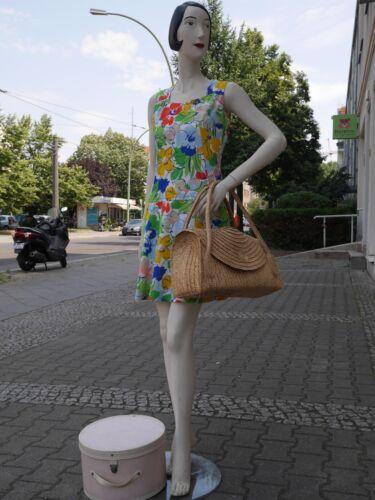 vintage S floreale Dress Summer Mini Dress 60's Mod vestito Floral Kessi Dress Vero qpZ7xO