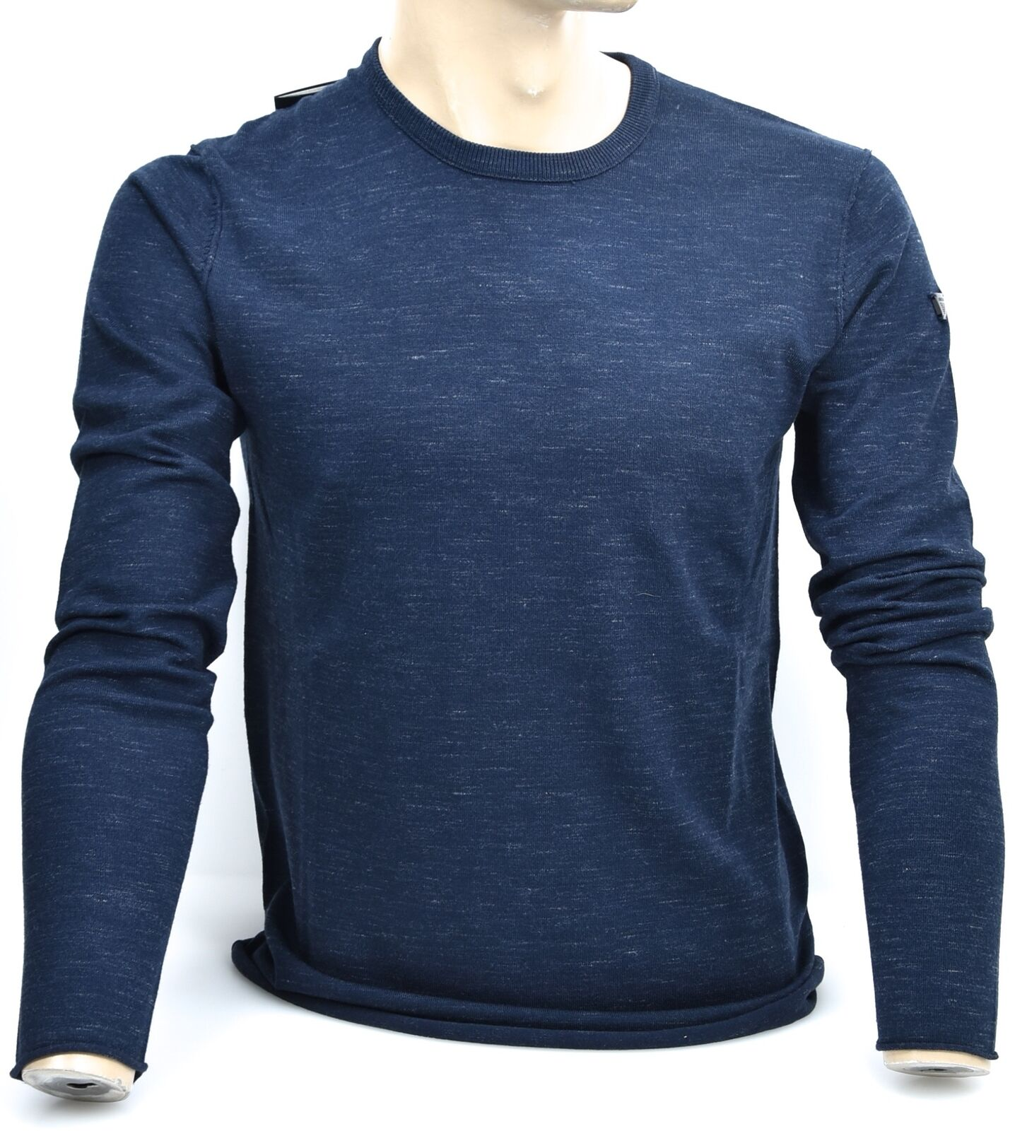 ARMANI JEANS HOMBRE JERSEY SUÉTER CASUAL INVERNAL ART. 6Y6MA5