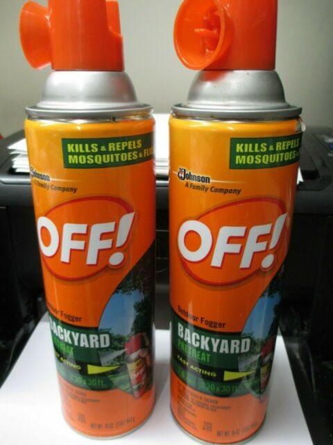 OFF Yard Bug Spray Insect Repellent Mosquitos 16 oz for ...