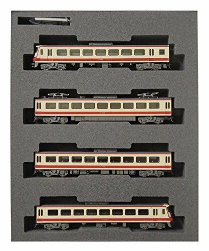 New N Gauge 10-1323 Seibu Railway Series 5000 Red Arrow Initial Form 4-Car Set