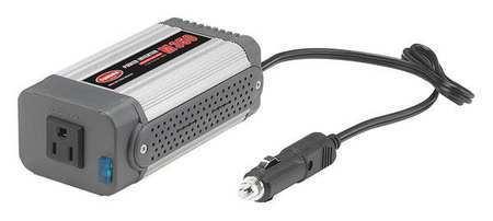 TUNDRA M350 Inverter,120VAC,12VDC,350W,1 Outlets