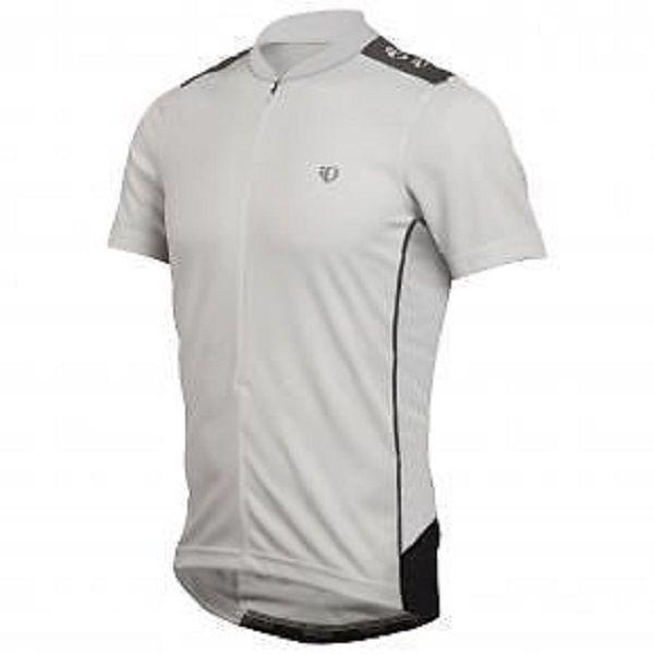 bb8d7ac25 Pearl Izumi QUEST Mens Short Sleeve Cycling Jersey 11121407 White - XL