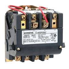 NEW Furnas Siemens Nema Size 1-3/4 Magnetic Contactor, Cat No. 40EP32AC