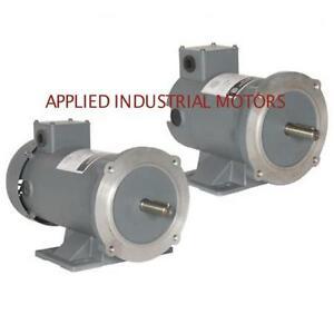 1 2 Hp 12 Volt Permanent Magnet Dc Motor Ebay