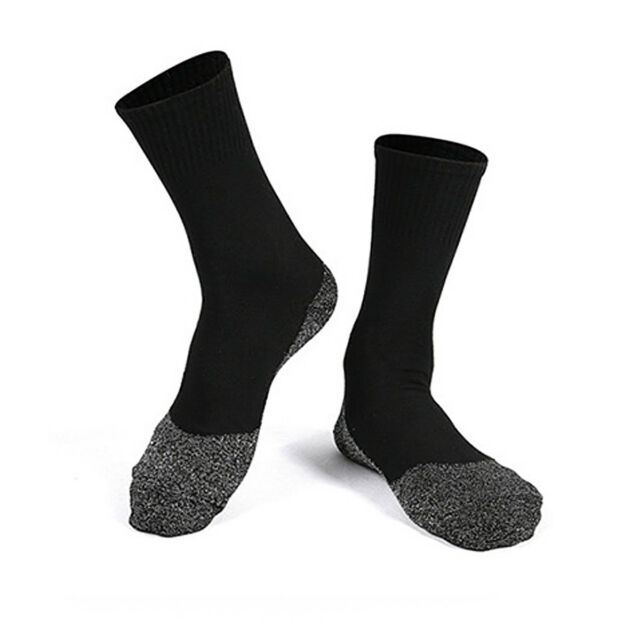 35 New Below Socks Aluminized Fibers Heat Insulation Warm And Dry Keep Your Feet