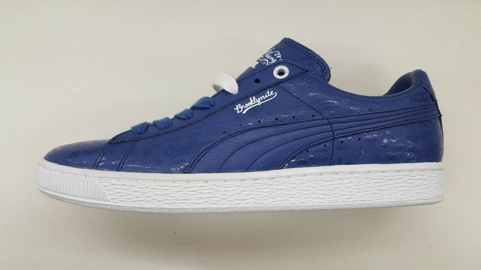 Puma Basket Classic X Sophia Chang Brooklynite bluee Men shoes 357296-02 1705-74