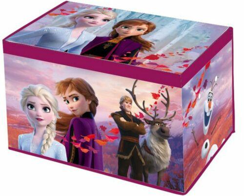 Eiskönigin 2 Frozen  Spielzeugkiste Box Aufbewahrung Kinder Disney 55x37x33cm