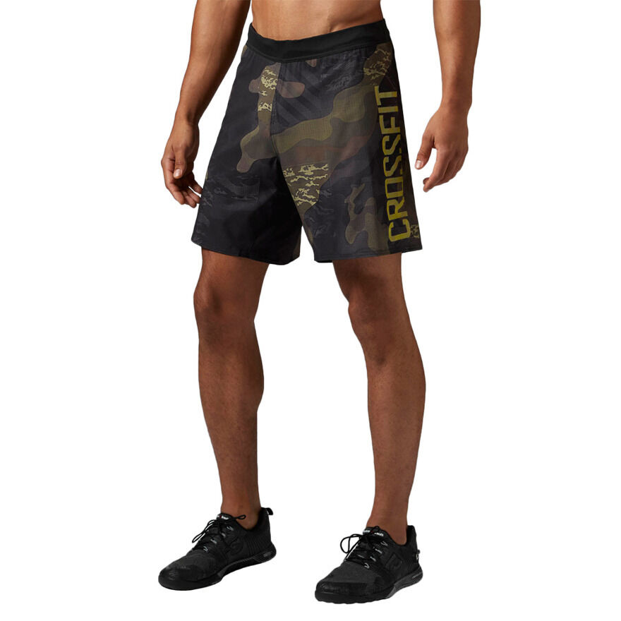 Men's Reebok Super Nasty Speed Shorts Crossfit Gym Fitness