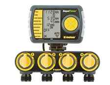 4 Zone Automatic Lawn Garden Water Irrigation Sprinkler Timer Controller System