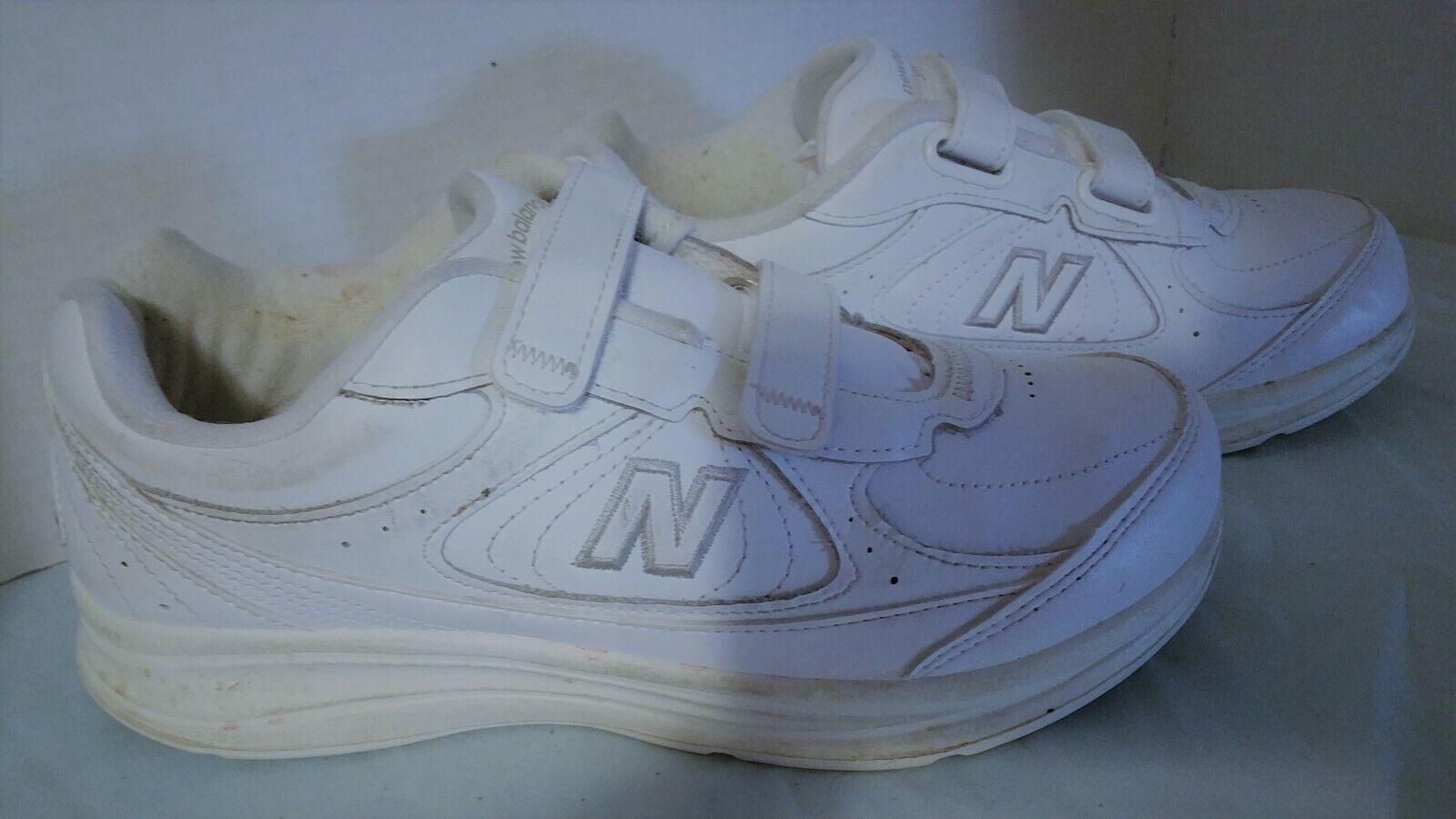 2017 New Balance, WW577VW, White Women's Walking shoes, US 8.5 Eu 40