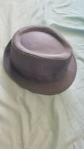 QUIKSILVER Men s Brown Woven Adjustable L XL Pierside Straw Hat ... 3ac54d91e5ed