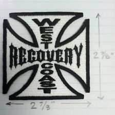 NA patch West Coast Recovery Narcotics Anonymus
