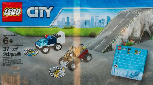 LEGO CITY Polizei Promotion Pack Police Chase 5004404 Neu 2016 37 teilig