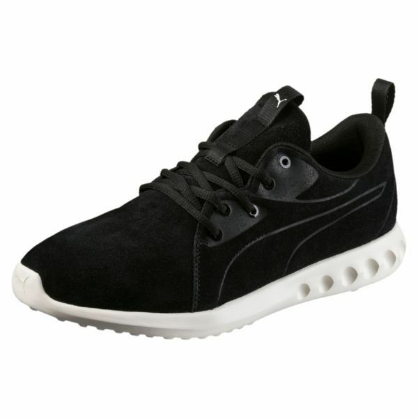 Puma Carson 2 Molded Suede SoftFOAM Lifestyle Running Sneaker Schuh 40.5-48.5