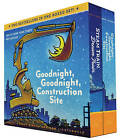 Goodnight, Goodnight, Construction Site and Steam Train, Dream Train Boxed Set by Sherri Duskey Rinker (Board book, 2015)