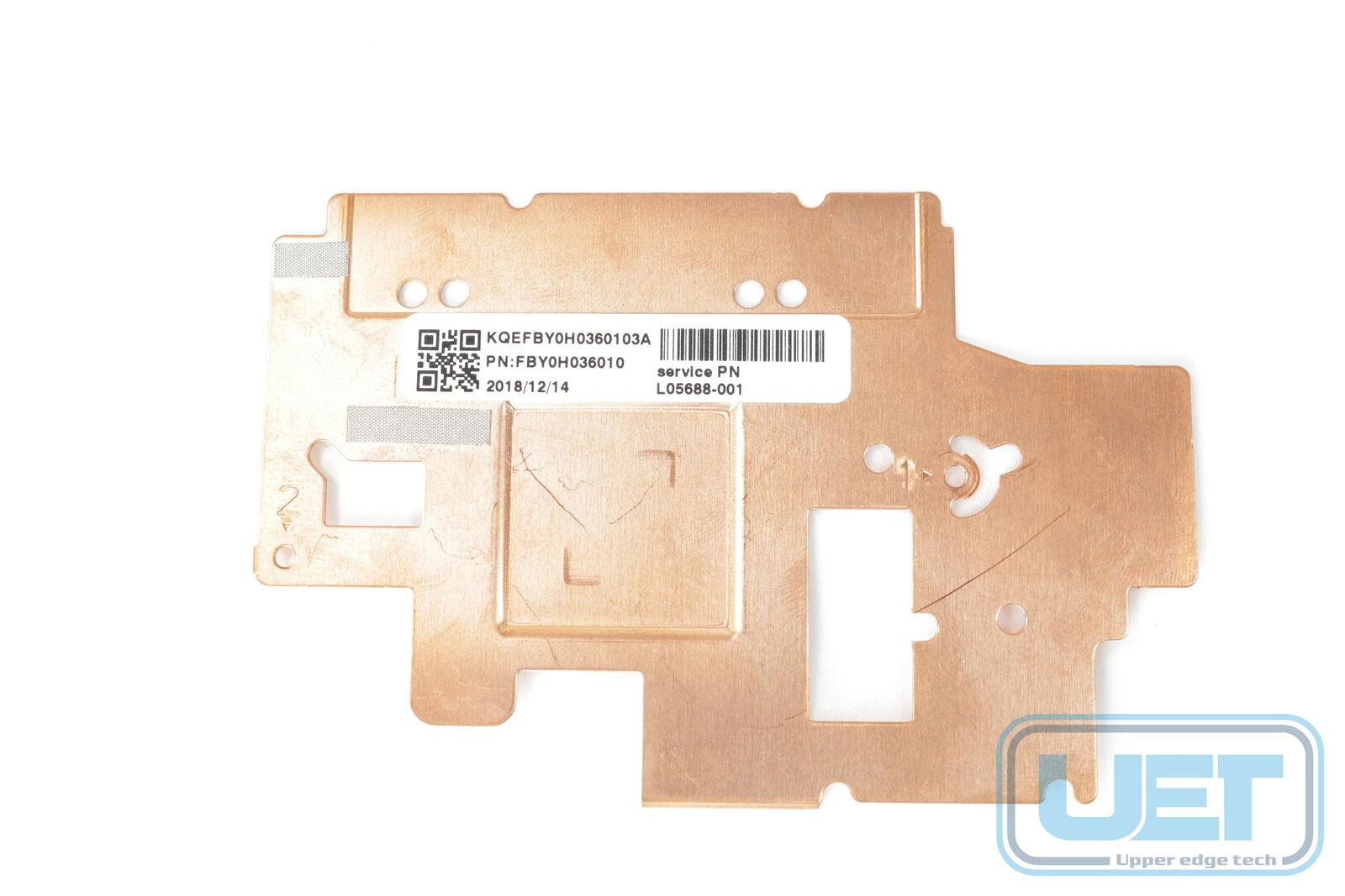 HP Chromebook 11 G4 EE CPU Only Heatsink L05688-001 Tested Warranty