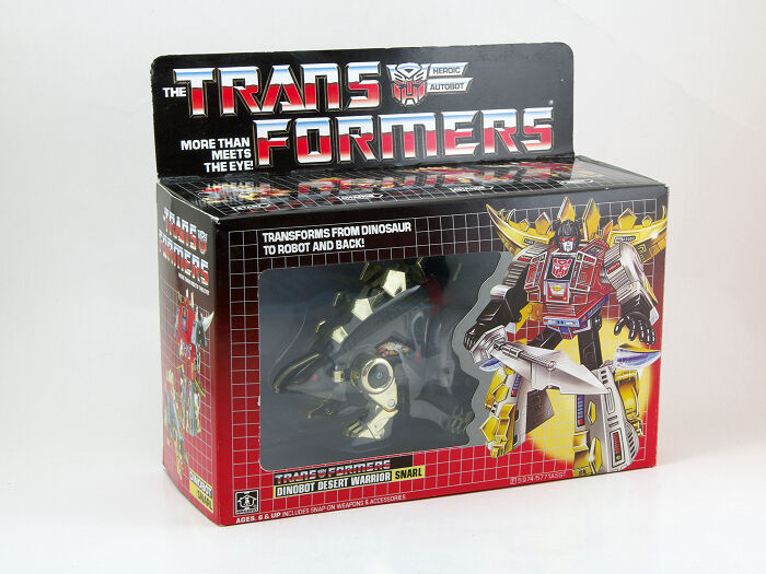 Transformers  SNARL G1 Re-issue Brand NEW COLLECTION MISB  Toys & Gifts