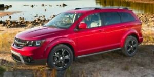 2019 Dodge Journey Crossroad AWD V6 | Sunroof | Navigation | DVD