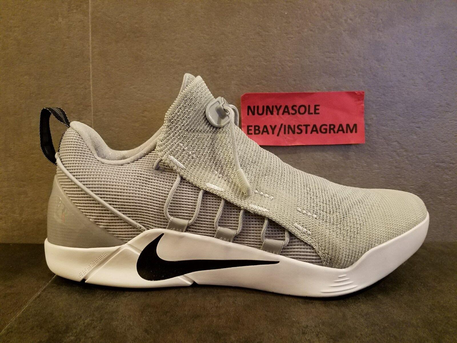 Nike hombre Bryant Kobe Bryant hombre A.D. NXT Mamba Gris basketball zapatos SZ: 14 02ccec