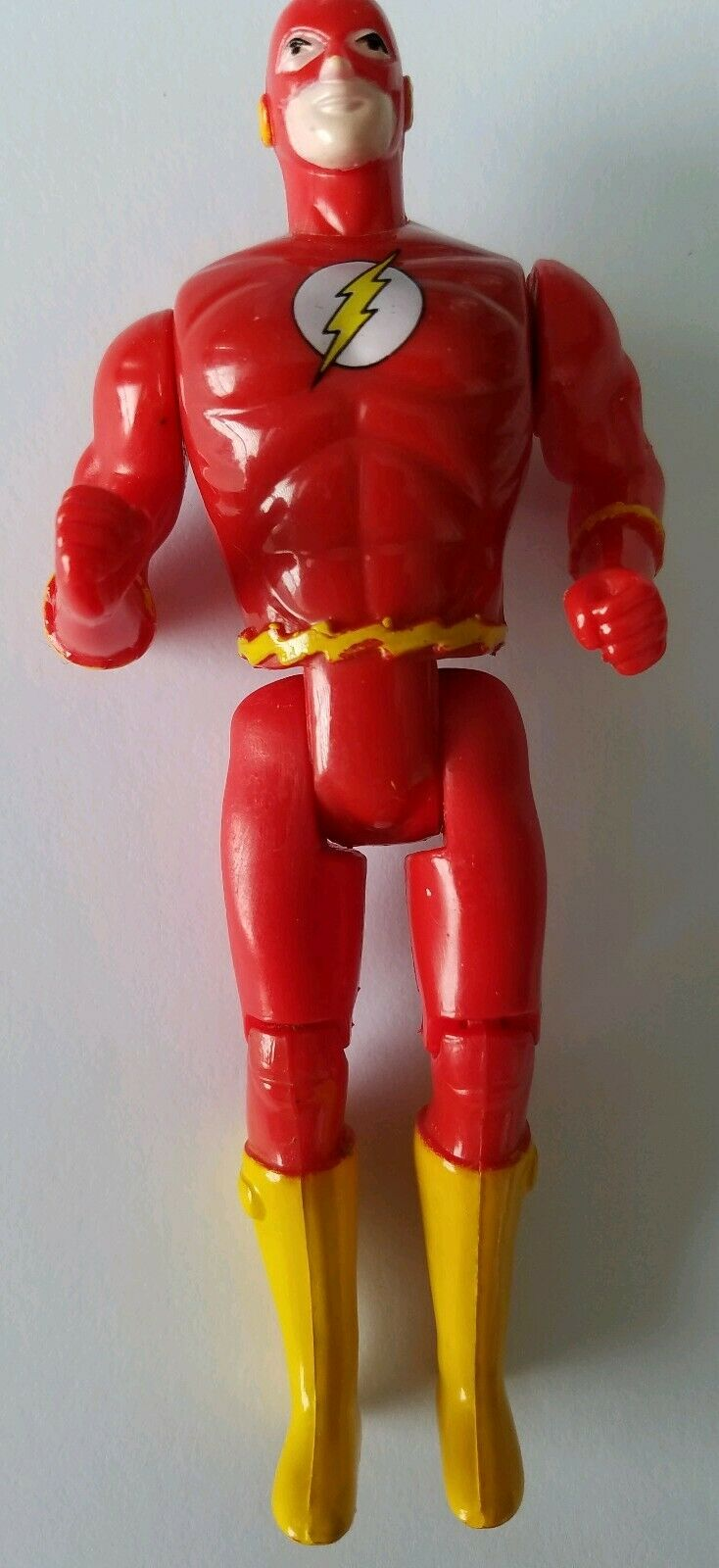 The Flash Action Figure w Running Arm Movement (ToyBiz, 1990)
